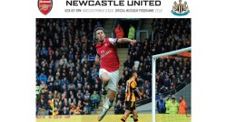 arsenal-newcastle-programme