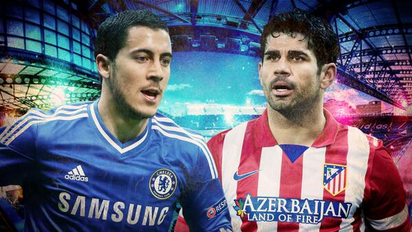 chelsea atletico madrid1 Chelsea vs Atletico Madrid, UEFA Champions League Semi Final 2nd Leg: Open Thread