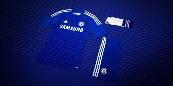 chelsea home shirt package 600x300 Chelsea Home Shirt For 2014/15 Season: Video and Official [PHOTOS]