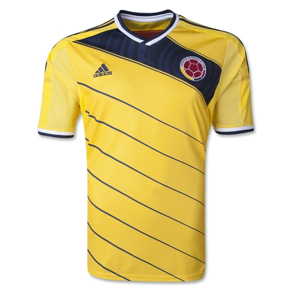 colombia world cup home shirt Got World Cup Fever? Order Your Favorite Official World Cup Jerseys