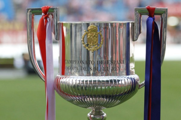 copa del rey trophy 600x399 Where to Find Real Madrid Barcelona Copa del Rey Final On US TV & Internet
