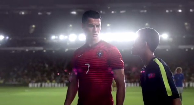 cristiano ronaldo nike world cup ad 4 Key Matchups to Watch In USA vs Portugal Game