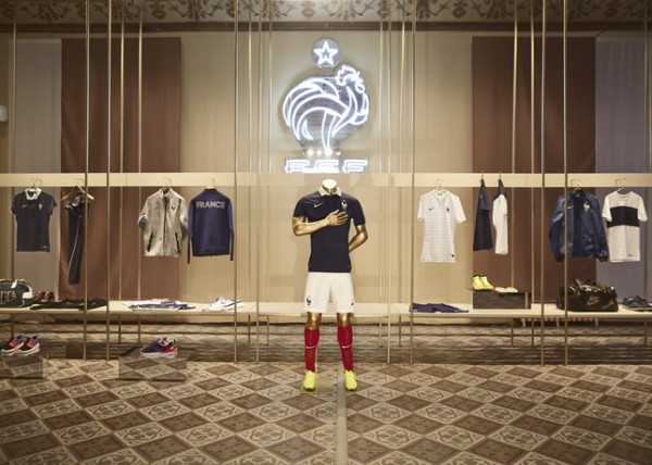 france kit nike 600x428 World Cup Quarterfinals, Semi Finals and Final Predictions From World Soccer Talk Writers