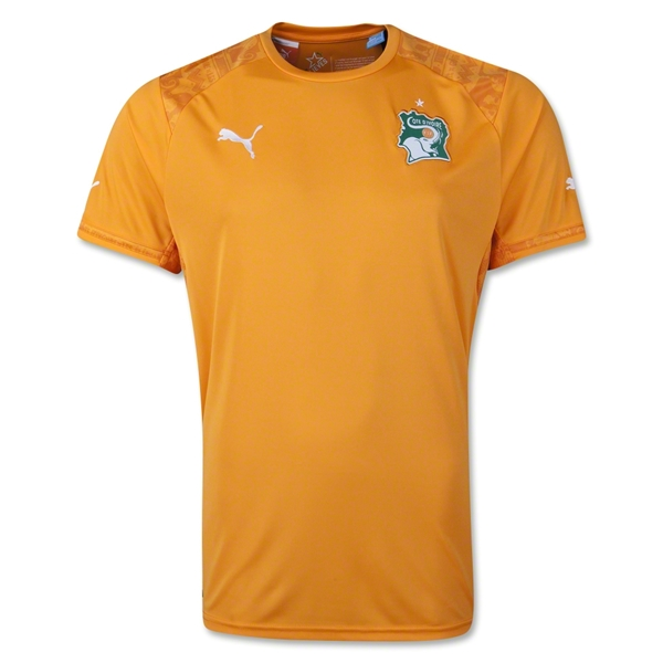 ivory coast world cup home shirt Got World Cup Fever? Order Your Favorite Official World Cup Jerseys
