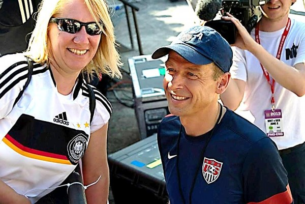 klinsmann1 600x401 Jürgen Klinsmann's 5 Biggest Moments as USMNT Coach [VIDEO]