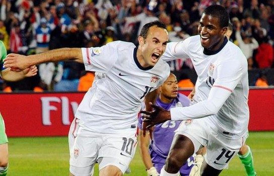 landon donovan World Cup 2010 Head Coaches; Where Are They Now?