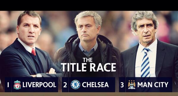 liverpool chelsea man city The Neutrals Guide to the Premier League Title Race