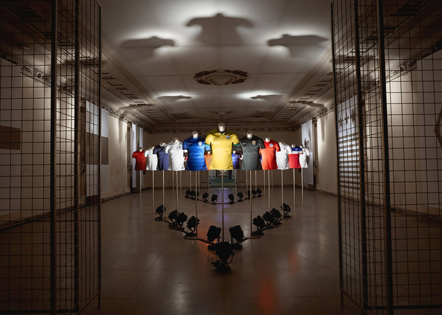 nike world cup kits Nike Unveils New Images of World Cup Shirts: Soccer Eye Candy [PHOTOS]