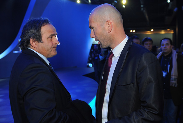 Zinedine Zidane Should Coach Monaco, Says Michel Platini