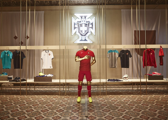 portugal kit nike Nike Unveils New Images of World Cup Shirts: Soccer Eye Candy [PHOTOS]