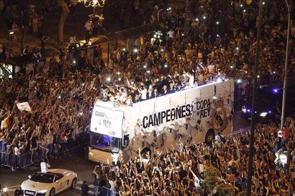 WATCH Real Madrid Win Copa Del Rey Final Against Barcelona: Match Highlights [VIDEO]