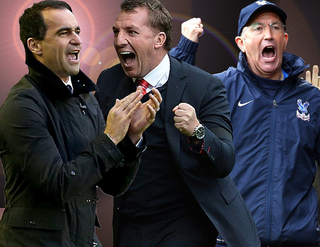 rodgers martinez pulis Premier League Manager Of The Year Candidates: Evaluating Rodgers, Martinez & Pulis