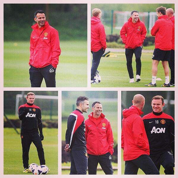 Sir Alex Ferguson Is Right When He Says Ryan Giggs Should Be Permanent Manchester United Manager