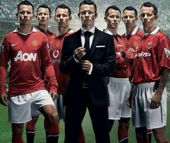 ryan giggs1 Why the Trend Towards Younger Managers is a Positive Sign For Ryan Giggs at Manchester United