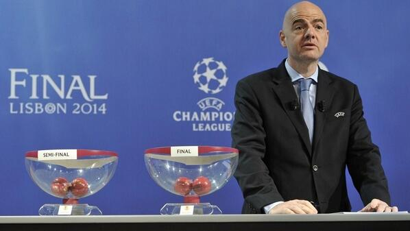 Why All Four Semi Finalists Can Win The Champions League uefa champions league draw