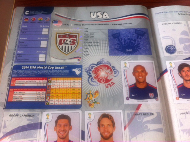 usa panini world cup stickers Panini Stickers for 2014 FIFA World Cup Now Available In Stores Nationwide