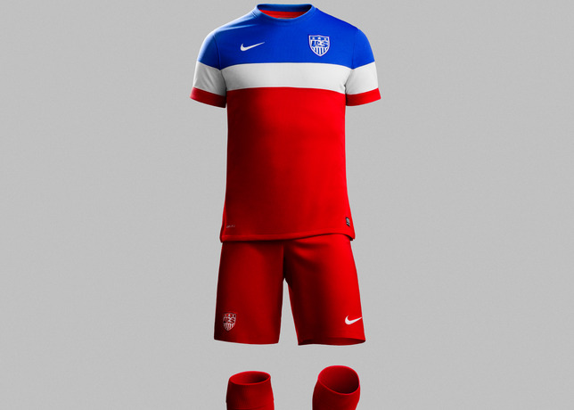 usmnt world cup away shirt full kit Photos of USMNT World Cup Away Jersey Modeled By Spike Lee, Andrew Luck, Eric Koston and Other Stars