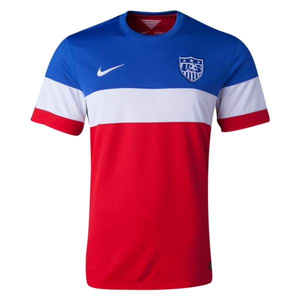 usmnt world cup away shirt USMNT World Cup Away Shirt For Brazil 2014 Now Available: Official [PHOTOS]