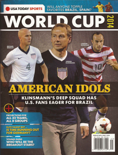 world cup magazine usa today World Cup 2014 Magazine Now Available From USA Today