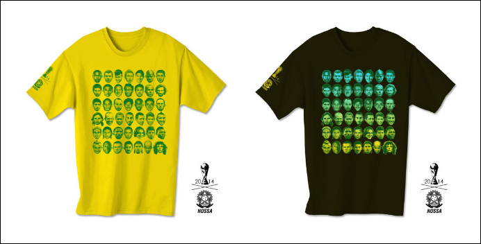 Limited Edition 'World Cup Marauders' T-Shirts Now Available
