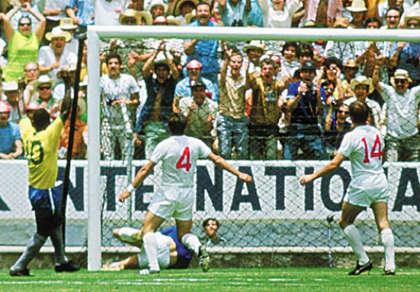 12 Banks Most Exciting World Cup Moments: Number 12 – Gordon Banks' Save Of The Century [VIDEO]