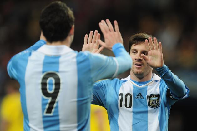 Argentina Argentina Names Its 23 Man Squad for World Cup: Sabella Includes Several Surprises