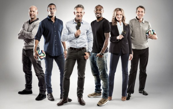BBC 600x381 UK World Cup TV Schedule For BBC and ITV Subscribers