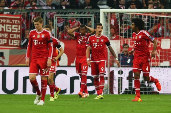 Bayern 600x399 UEFA Champions League: What We've Learnt From This Week's Semi Finals