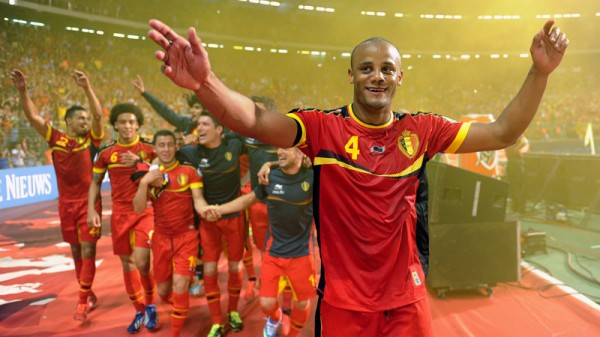 Belgium 600x337 Belgium 2 1 Algeria: Red Devils Fight Back to Win All 3 Points; Match Highlights [VIDEO]