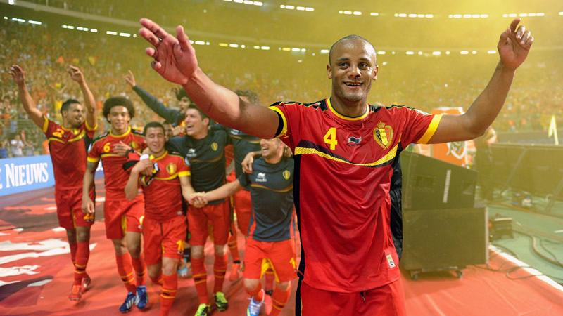 Belgium 2-1 Algeria: Red Devils Fight Back to Win All 3 Points; Match Highlights [VIDEO]