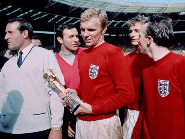 Bobby Moore England Captain 600x450 World Cup Collectibles and Memories That Last a Lifetime