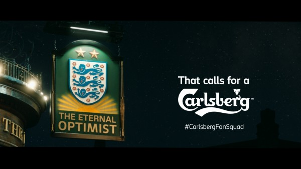 Carlsberg Stills .10 600x337 Test Your Football Knowledge For A Chance to Win 2 Tickets to England vs Peru at Wembley