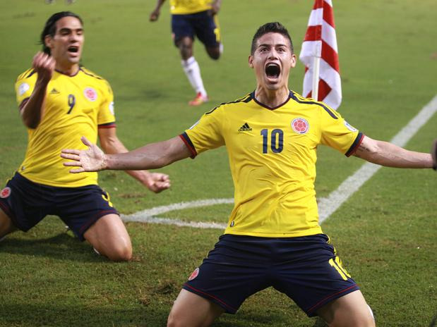 Colombia v Greece: Highly Fancied South Americans Face Euro 2004 Champions