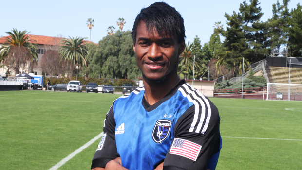 Yannick Djalo Seeks Fresh Start in San Jose