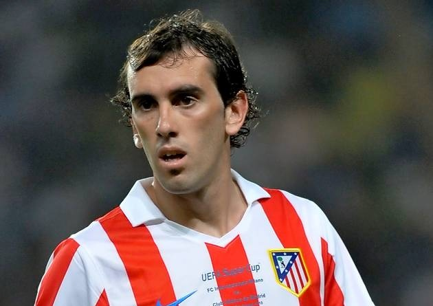 Diego Godin Top 5 Uruguay Players To Watch in the World Cup