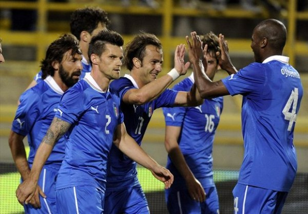 Italy 600x416 England 1 2 Italy: Mario Balotelli Nets the Winner for Italians
