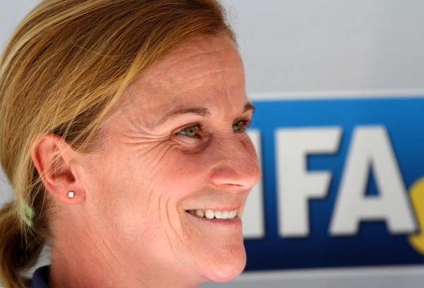 Jill Ellis headshot ISI USWNT Names Roster For Midweek Friendly Against Switzerland