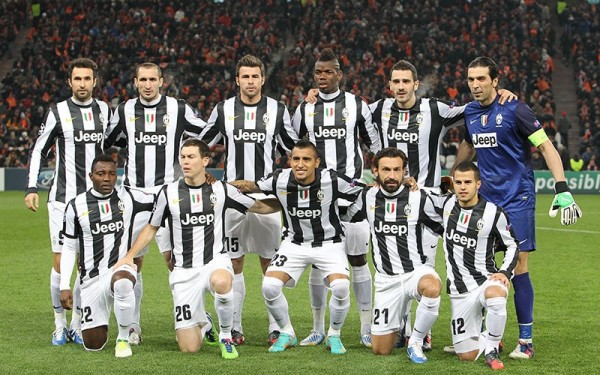 Juventus 600x375 How Juventus Starting XI Will Change for the European Comeback
