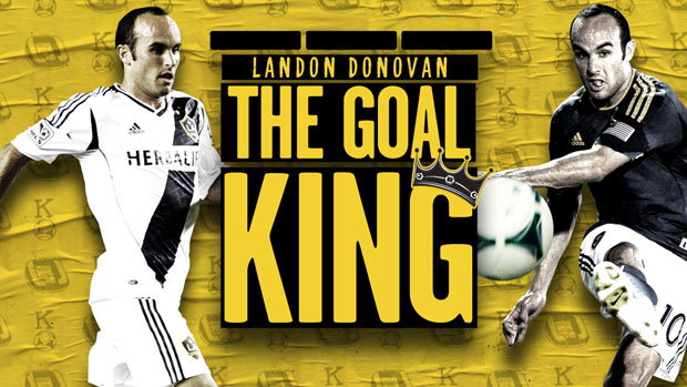 Landon Donovan MLS Goal King Why Landon Donovan Breaking MLS Goal Scoring Record Doesnt Mean He Should Be In World Cup