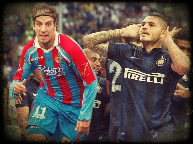 Mauro Icardi And Maxi Lopez