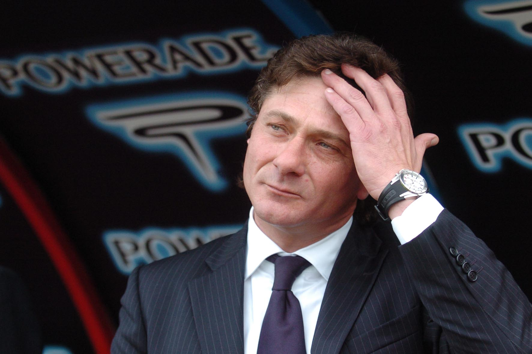 While Inter Milan Has Given Walter Mazzarri the Vote of Confidence, Is He Cut Out For The Job?