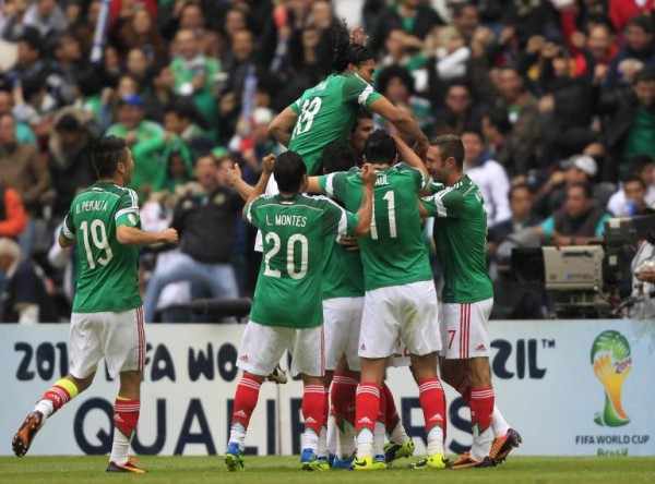 Mexico 600x444 Mexican Coach Miguel Herrera Feels El Tri Can Win the World Cup