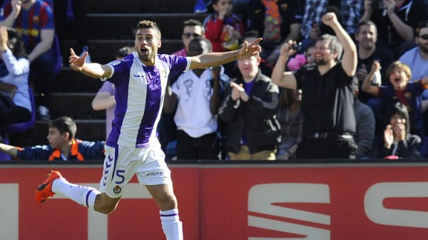 Valladolid1 600x337 The Top 5 Must See Soccer Games On TV This Weekend