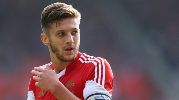 adam lallana 600x337 Top 4 Transfer Targets for Liverpool This Summer