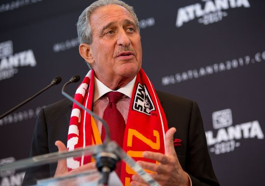 arthur blank atlanta mls Atlanta Phoenix Is Best Choice For Name Of MLS Team