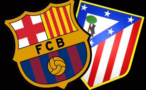 atletico madrid barcelona 2014 Where to Find Barcelona vs Atletico Madrid La Liga Title Decider On US TV and Internet