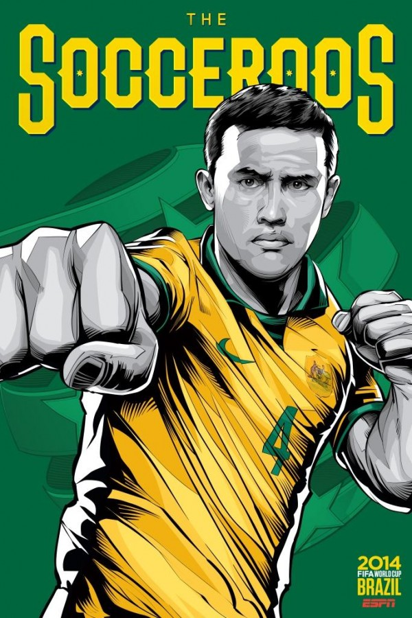 australia world cup poster espn 600x900 A Bright Future Awaits for Valiant Socceroos