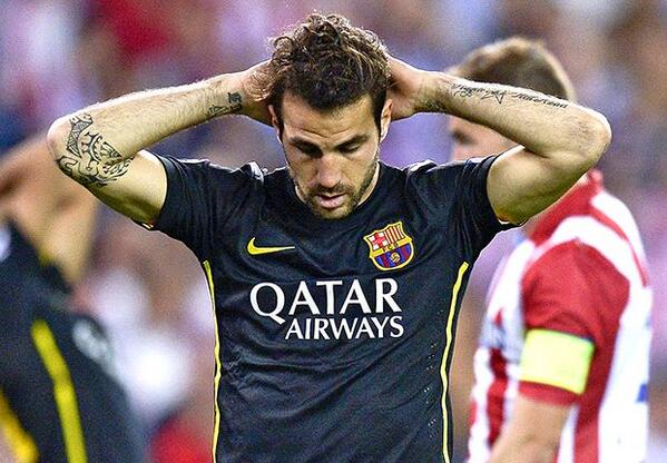 cesc fabregas Soccers Cyclical Nature Means There Will Never Be A Right Way To Play