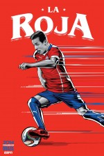 chile world cup poster espn 150x224 View World Cup Posters For All 32 Teams At Brazil 2014 From ESPN