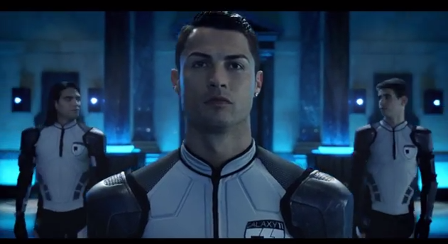 cristiano ronaldo WATCH Ronaldo, Messi, Rooney and Donovan Undergoing Intergalactic Training in New Film [VIDEO]